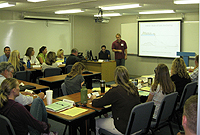 Annual MICCI Focus Team Meeting – October 7, 2009. Photo: Troy Craig, FDEP CRCP